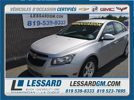 2012 Chevrolet Cruze LT Turbo (Stk: 19-866BS) in Shawinigan - Image 1 of 14