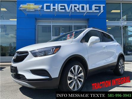 2019 Buick Encore Preferred (Stk: X8282) in Ste-Marie - Image 1 of 29