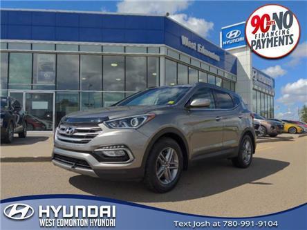 2018 Hyundai Santa Fe Sport 2.4 Base (Stk: 2512AA) in Edmonton - Image 1 of 22