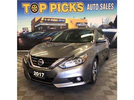 2017 Nissan Altima 2.5 SL (Stk: 329320) in NORTH BAY - Image 1 of 29