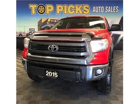 2015 Toyota Tundra SR 4.6L V8 (Stk: 061773) in NORTH BAY - Image 1 of 29