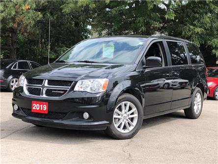 2019 Dodge Grand Caravan SXT Premium Plus |LEATHER |NAVIGATION | BACKUP CAM (Stk: 5697) in Stoney Creek - Image 1 of 21