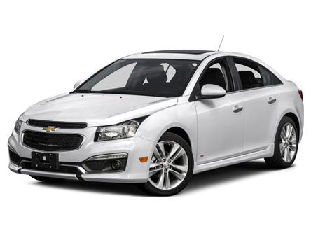 2016 Chevrolet Cruze Limited 1LT (Stk: N805A) in Charlottetown - Image 1 of 10
