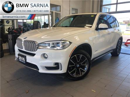 2016 BMW X5 xDrive35i (Stk: XU298) in Sarnia - Image 1 of 16