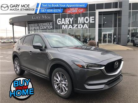 2020 Mazda CX-5 GT w/Turbo (Stk: 20-3407) in Lethbridge - Image 1 of 14