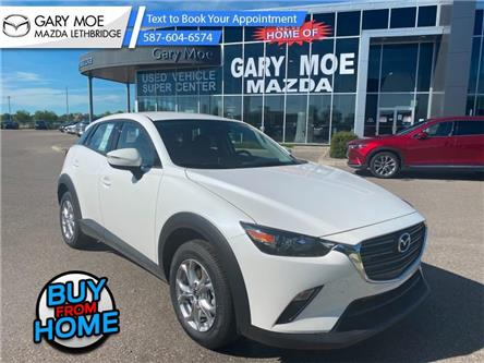 2020 Mazda CX-3 GS (Stk: 20-7475) in Lethbridge - Image 1 of 14