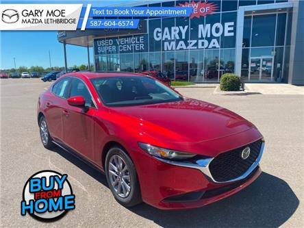 2020 Mazda Mazda3 GS (Stk: 20-7601) in Lethbridge - Image 1 of 14