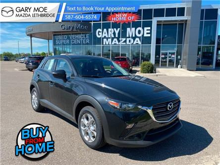 2020 Mazda CX-3 GS (Stk: 20-2822) in Lethbridge - Image 1 of 14