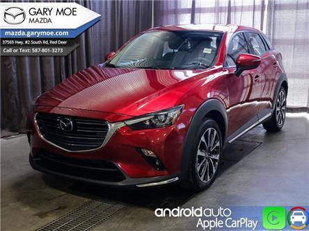 2019 Mazda CX-3 GT (Stk: MP9857) in Red Deer - Image 1 of 25