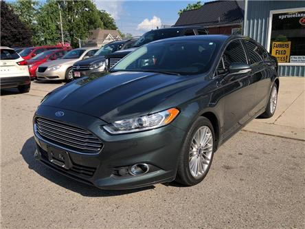 2015 Ford Fusion SE (Stk: 71613) in Belmont - Image 1 of 23