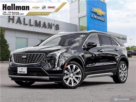 2020 Cadillac XT4 Premium Luxury (Stk: 20144) in Hanover - Image 1 of 29