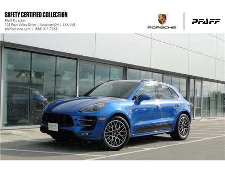 2016 Porsche Macan Turbo (Stk: U8837) in Vaughan - Image 1 of 21