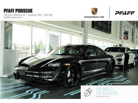 2020 Porsche Taycan Turbo (Stk: P15727) in Vaughan - Image 1 of 19