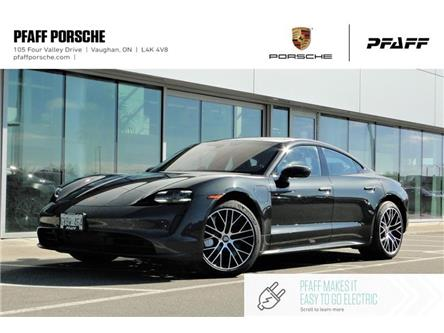 2020 Porsche Taycan Turbo (Stk: P15367) in Vaughan - Image 1 of 22