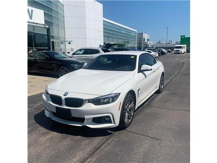 2018 BMW 430i xDrive (Stk: B598850A) in Oakville - Image 1 of 10