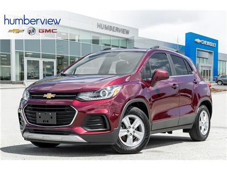 2017 Chevrolet Trax LT (Stk: A0L115A) in Toronto - Image 1 of 18