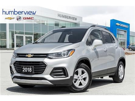 2018 Chevrolet Trax LT (Stk: B0E064A) in Toronto - Image 1 of 19