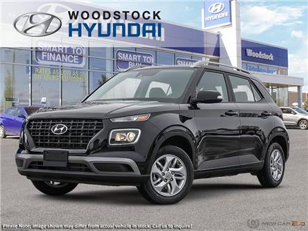 2020 Hyundai Venue Preferred (Stk: VE20024) in Woodstock - Image 1 of 22