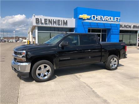 2017 Chevrolet Silverado 1500 1LT (Stk: K395A) in Blenheim - Image 1 of 19
