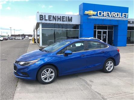 2018 Chevrolet Cruze LT Auto (Stk: DL084B) in Blenheim - Image 1 of 16