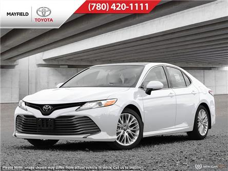 2018 Toyota Camry XLE V6 (Stk: 1862841) in Edmonton - Image 1 of 23