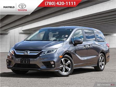2018 Honda Odyssey EX (Stk: M02054) in Edmonton - Image 1 of 20