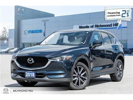2018 Mazda CX-5 GT (Stk: 20-137A) in Richmond Hill - Image 1 of 20