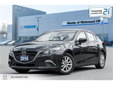 2014 Mazda Mazda3 GS-SKY (Stk: 20-307A) in Richmond Hill - Image 1 of 18