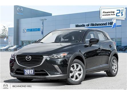 2017 Mazda CX-3 GX (Stk: P0502) in Richmond Hill - Image 1 of 17