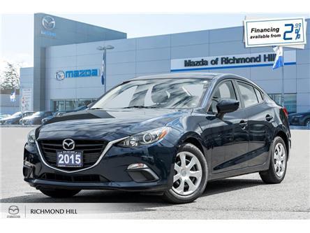 2015 Mazda Mazda3 GX (Stk: P0504) in Richmond Hill - Image 1 of 16