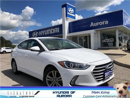 2017 Hyundai Elantra  (Stk: L5218) in Aurora - Image 1 of 22