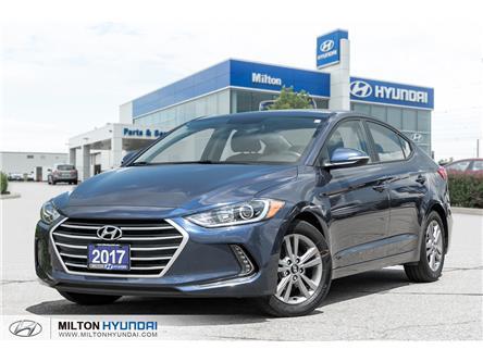 2017 Hyundai Elantra GL (Stk: 338982A) in Milton - Image 1 of 18