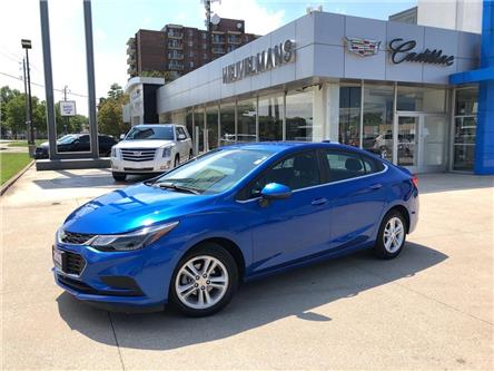 2017 Chevrolet Cruze LT Auto (Stk: 20056A) in Chatham - Image 1 of 19