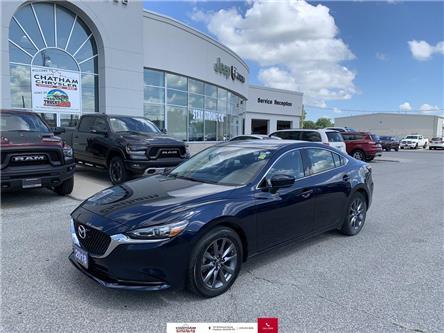 2018 Mazda MAZDA6 GS (Stk: U04296) in Chatham - Image 1 of 26