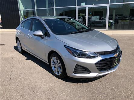 2019 Chevrolet Cruze LT (Stk: DR5645N Tillsonburg) in Tillsonburg - Image 1 of 30