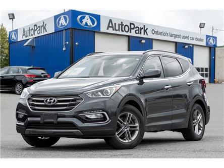 2017 Hyundai Santa Fe Sport 2.4 Base (Stk: 17-407161AR) in Georgetown - Image 1 of 18