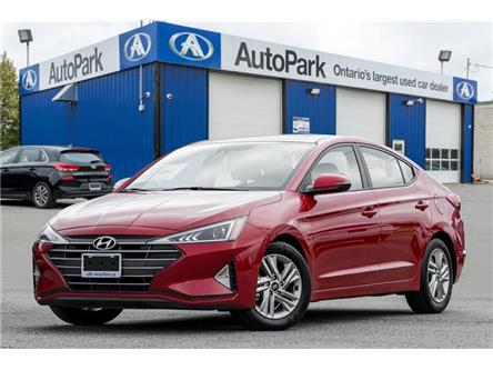 2020 Hyundai Elantra Preferred (Stk: 20-98199) in Georgetown - Image 1 of 20