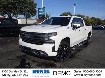 2020 Chevrolet Silverado 1500 High Country (Stk: 20P026) in Whitby - Image 1 of 30