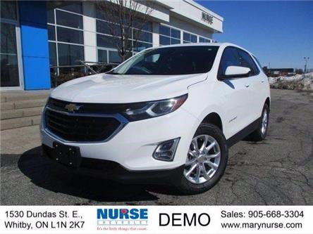 2020 Chevrolet Equinox LT (Stk: 20T113) in Whitby - Image 1 of 29