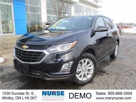 2020 Chevrolet Equinox LT (Stk: 20T080) in Whitby - Image 1 of 28