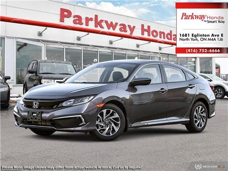 2020 Honda Civic EX (Stk: 26411) in North York - Image 1 of 23