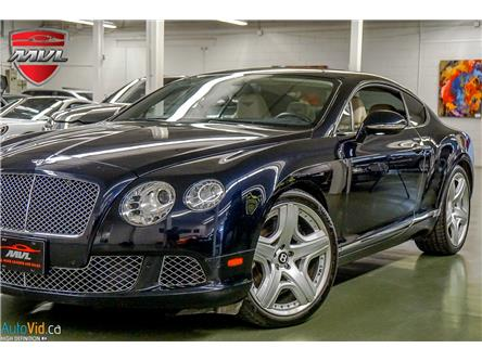 2012 Bentley Continental GT W12 (Stk: 5964A) in Oakville - Image 1 of 32