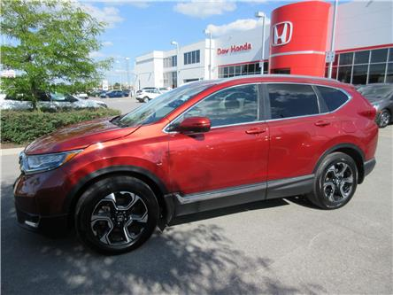 2018 Honda CR-V Touring (Stk: SS3893) in Ottawa - Image 1 of 17