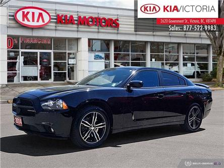 2014 Dodge Charger SXT (Stk: A1614) in Victoria - Image 1 of 26