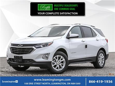 2020 Chevrolet Equinox LT (Stk: 20-513) in Leamington - Image 1 of 23