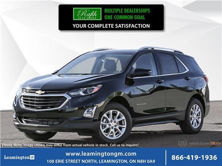 2020 Chevrolet Equinox LT (Stk: 20-514) in Leamington - Image 1 of 23