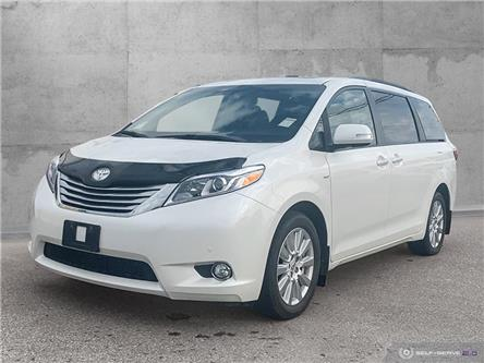 2017 Toyota Sienna  (Stk: 20T097A) in Quesnel - Image 1 of 25