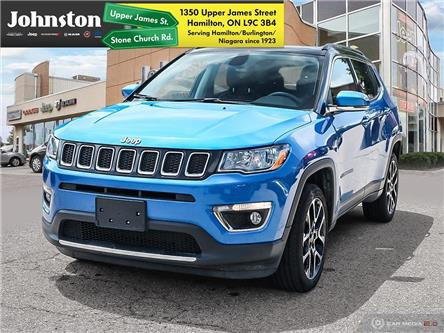 2019 Jeep Compass Limited (Stk: 15895A) in Hamilton - Image 1 of 24