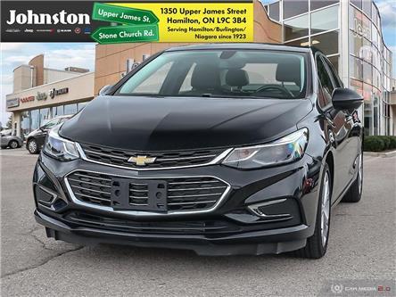 2018 Chevrolet Cruze Premier Auto (Stk: 15949A) in Hamilton - Image 1 of 27