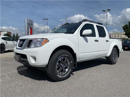 2019 Nissan Frontier PRO-4X (Stk: KN884227) in Bowmanville - Image 1 of 27